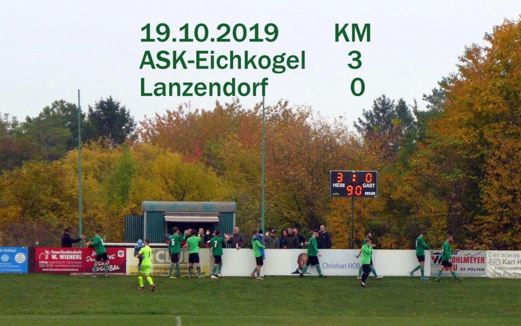 3:0 Heimsieg gegen Lanzendorf (Res abgesagt)
