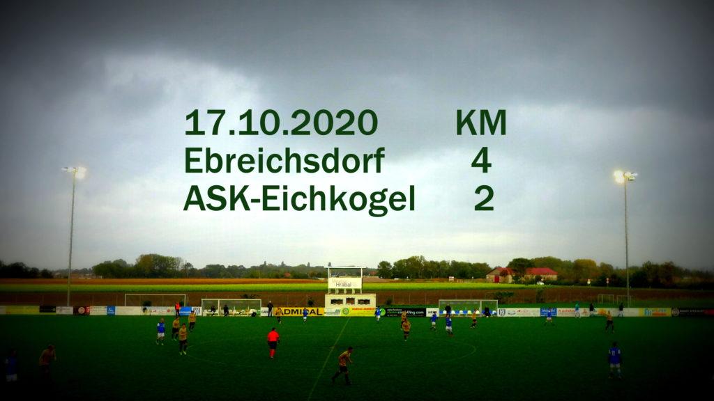 4:2 Niederlage gegen Ebreichsdorf